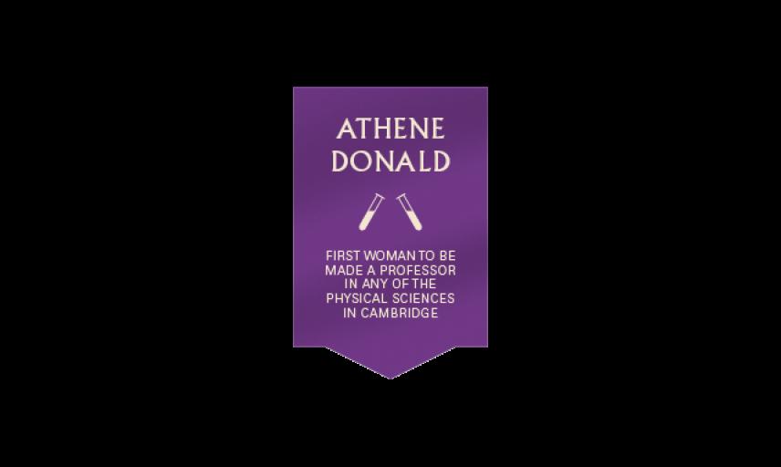 athene donald