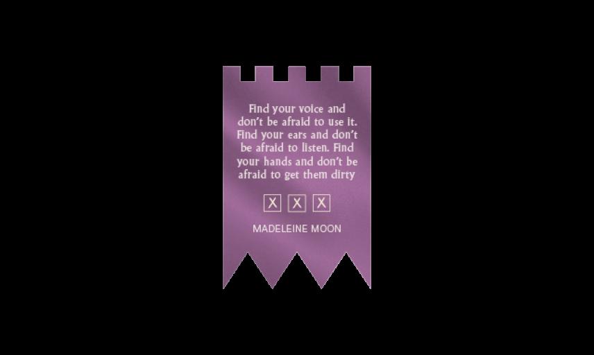 madeleine moon